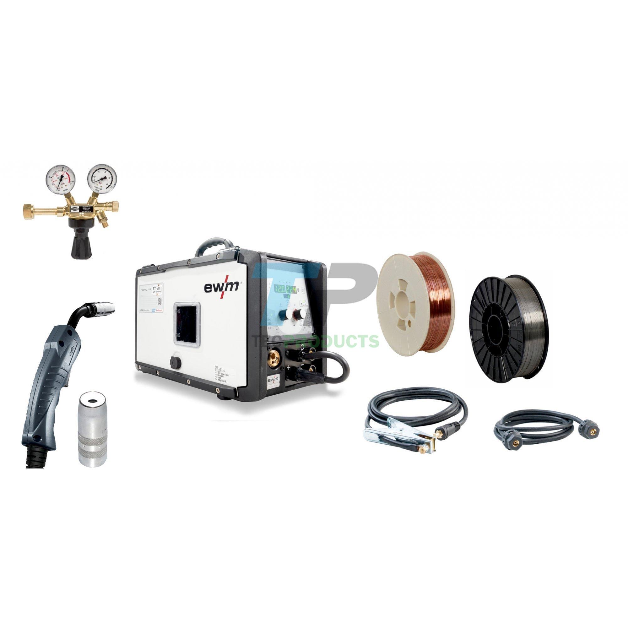 Ewm Picomig 180a Puls Inverter Mig Welder Tec Products